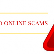 how to know if online jobs are scams