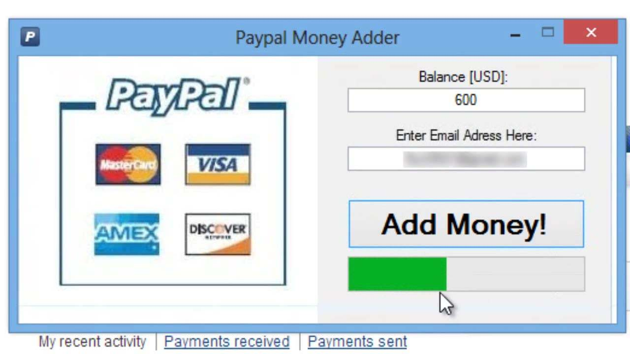 paypal money adder review